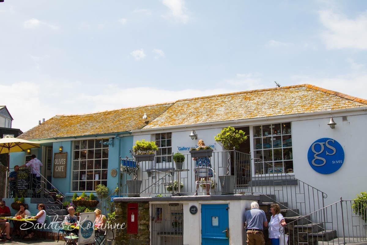Galerie-Café St. Ives