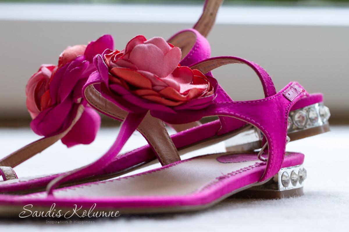 Schuhe pink