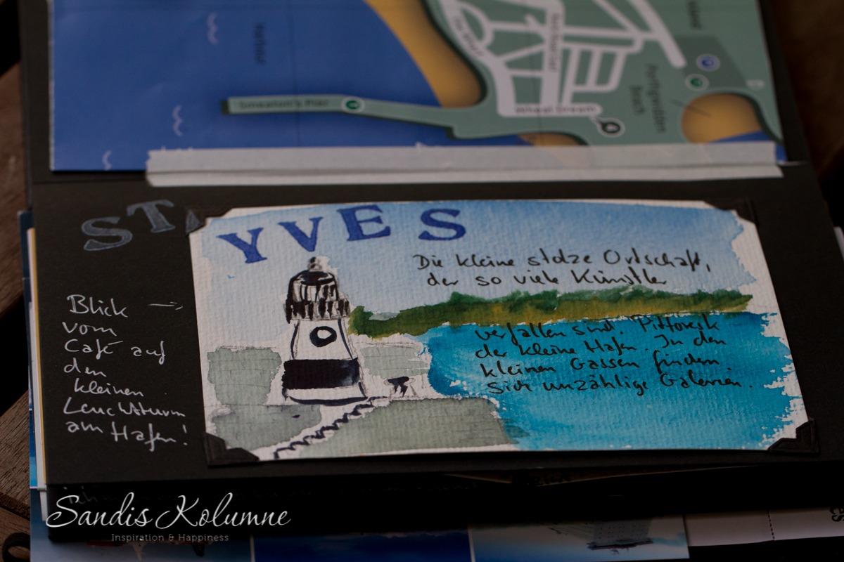 Reisetagebuch St.Ives