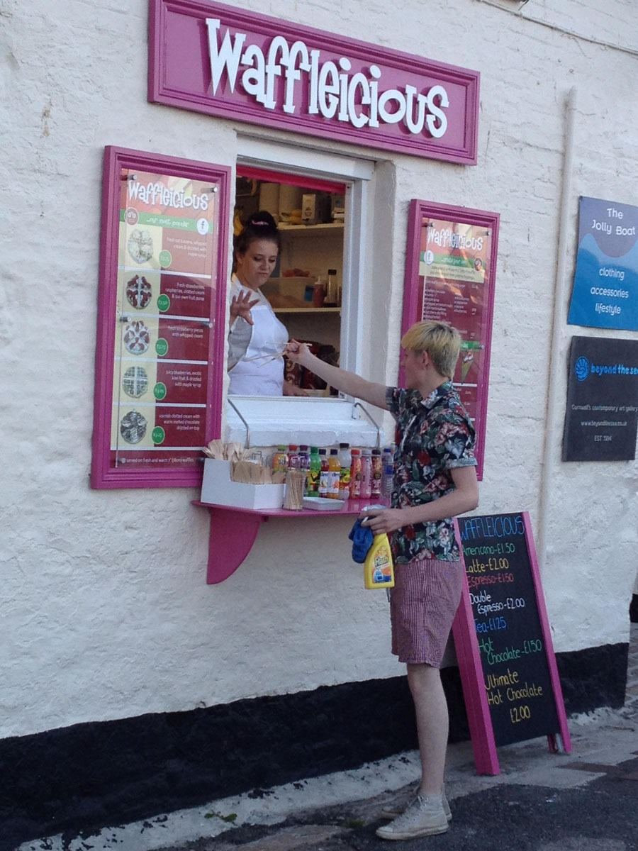 Ice Cream St. Ives 2