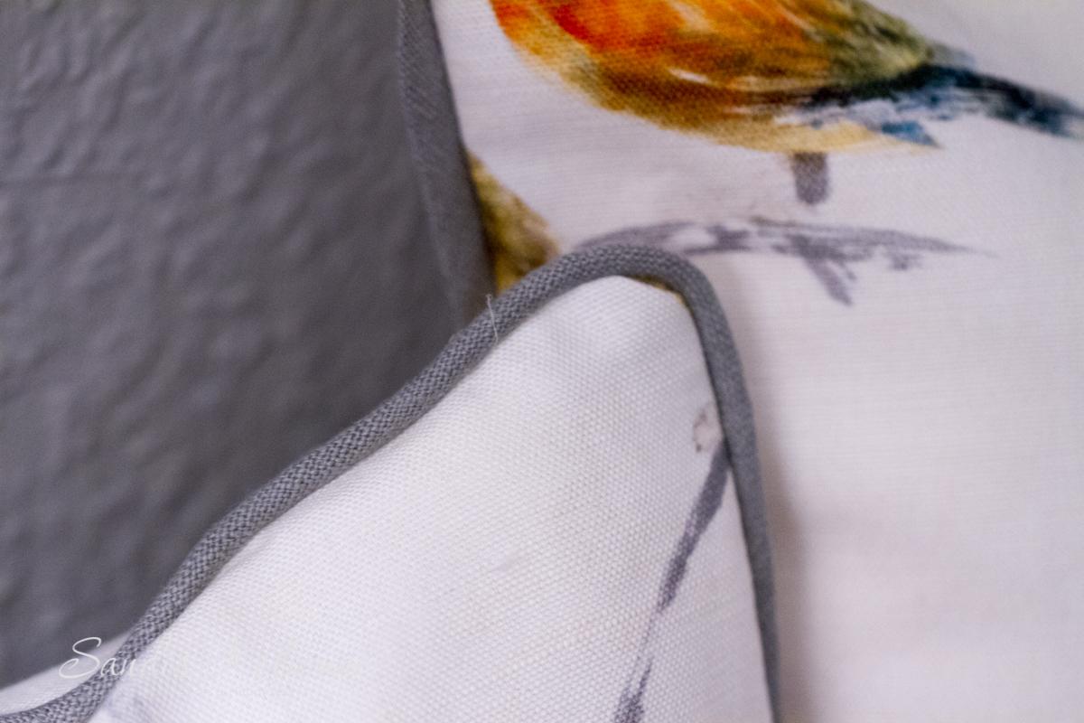 Chivasso-Kissen Vögel 3