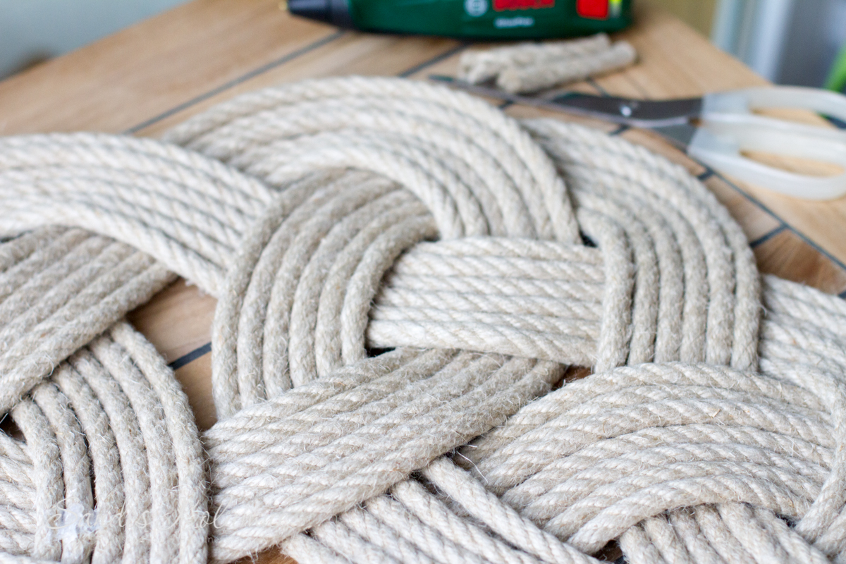 Outdoortepich Kringle Mat