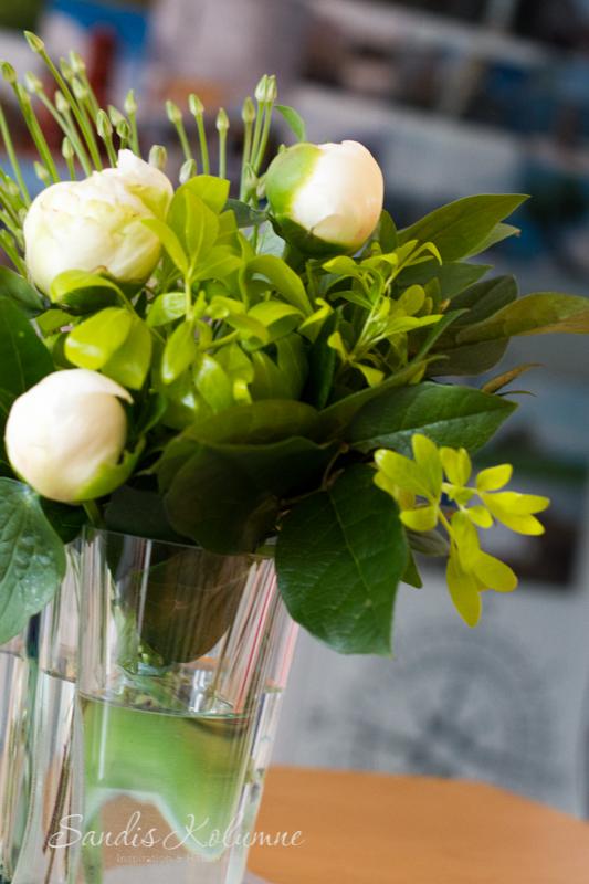 Flower Friday Pfingst, Rosen und Birnen 12