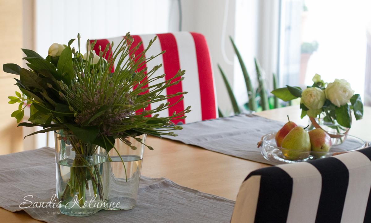 Flower Friday Pfingst, Rosen und Birnen 7
