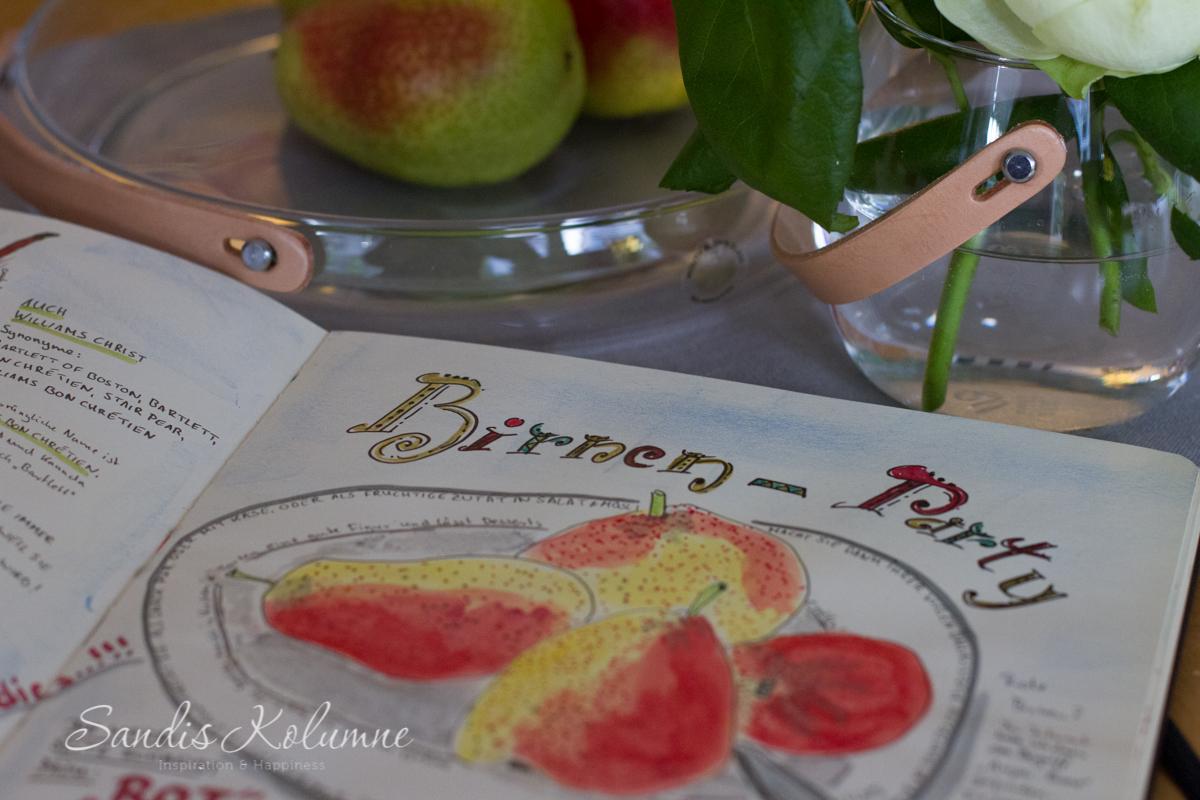 Flower Friday Pfingst, Rosen und Birnen 15