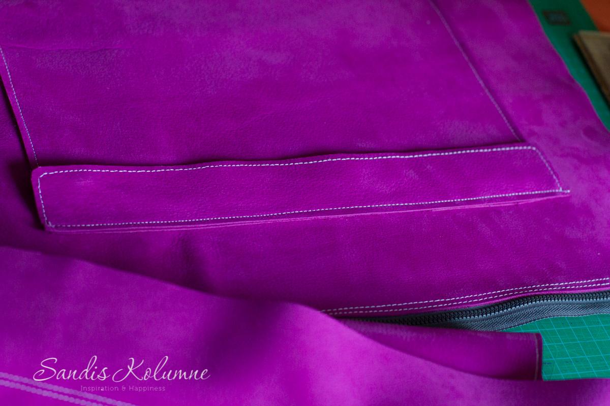 neue Tasche in Glitzerpink 7