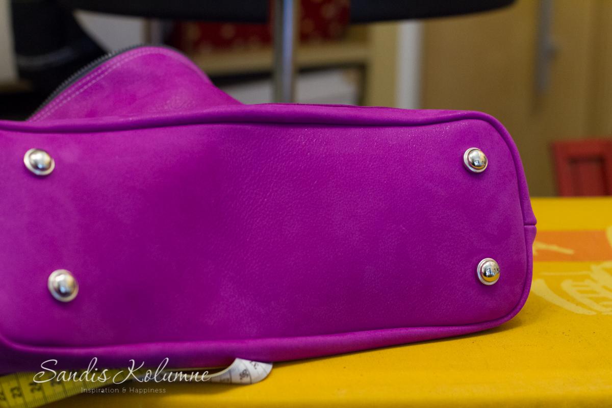 neue Tasche in Glitzerpink 12