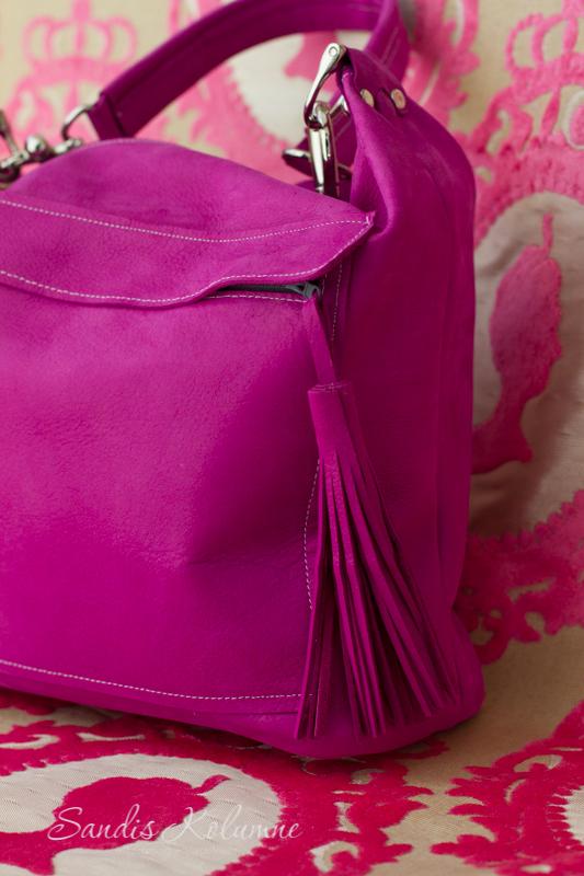 neue Tasche in Glitzerpink 18