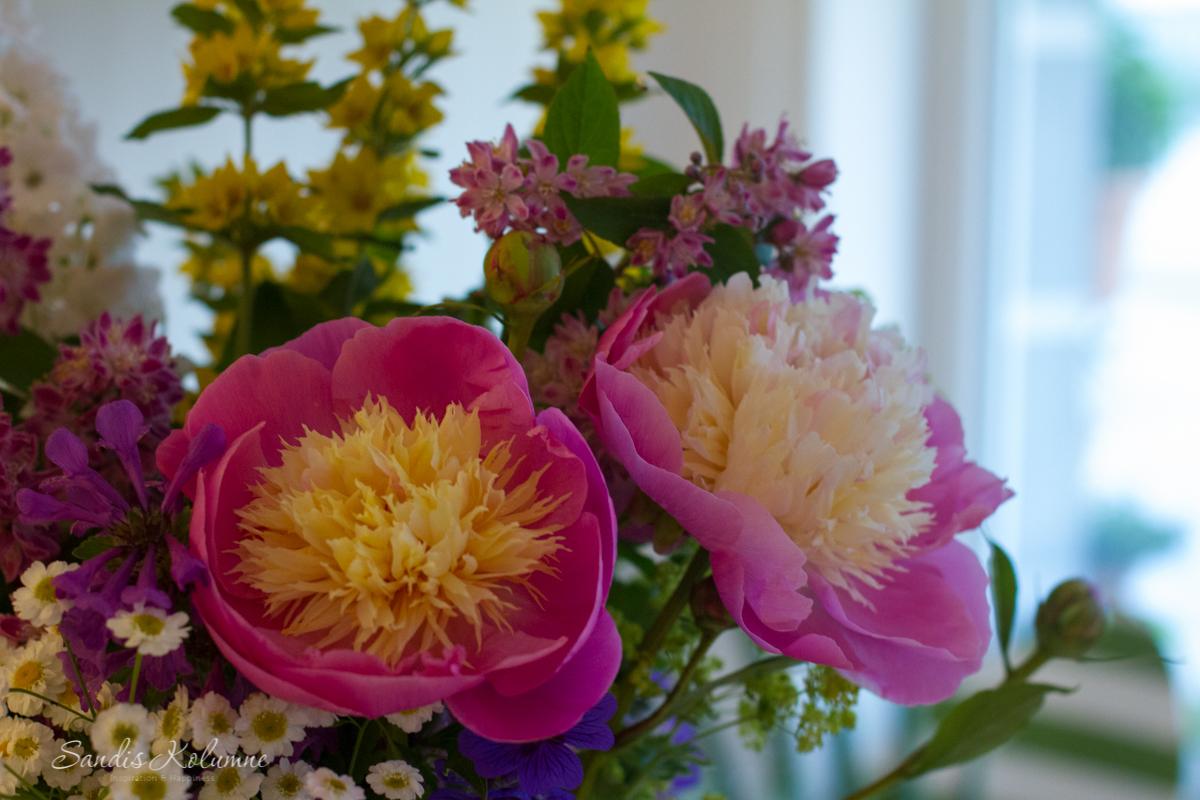 Friday-Flowerday Gartenstrauß