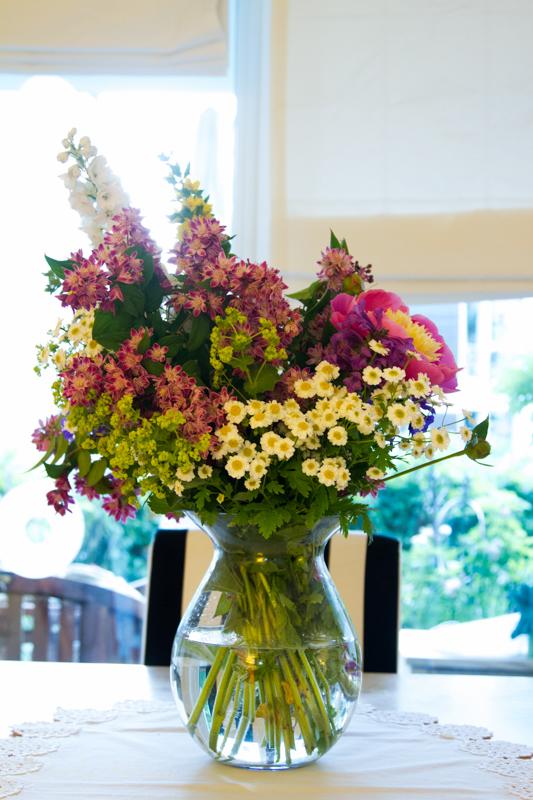 Friday-Flowerday Gartenstrauß 5