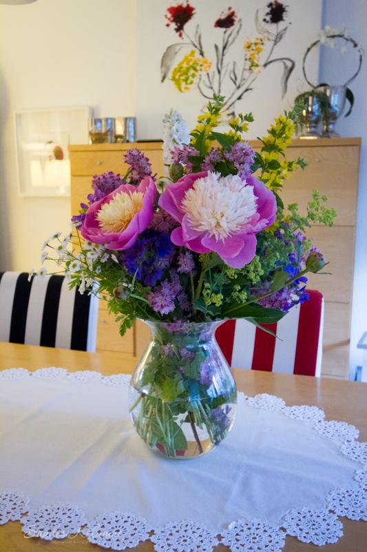 Friday-Flowerday Gartenstrauß 7