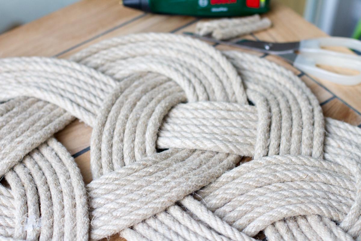 Outdoortepich Kringle Mat
