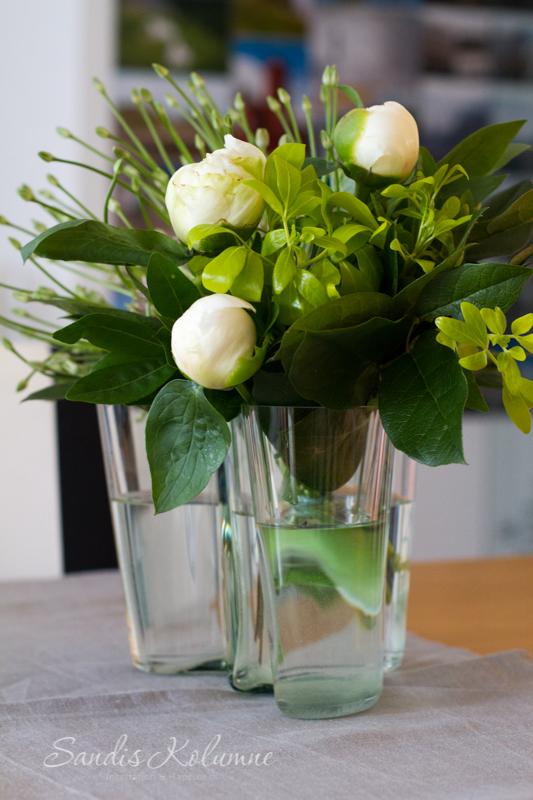 Flower Friday Pfingst, Rosen und Birnen