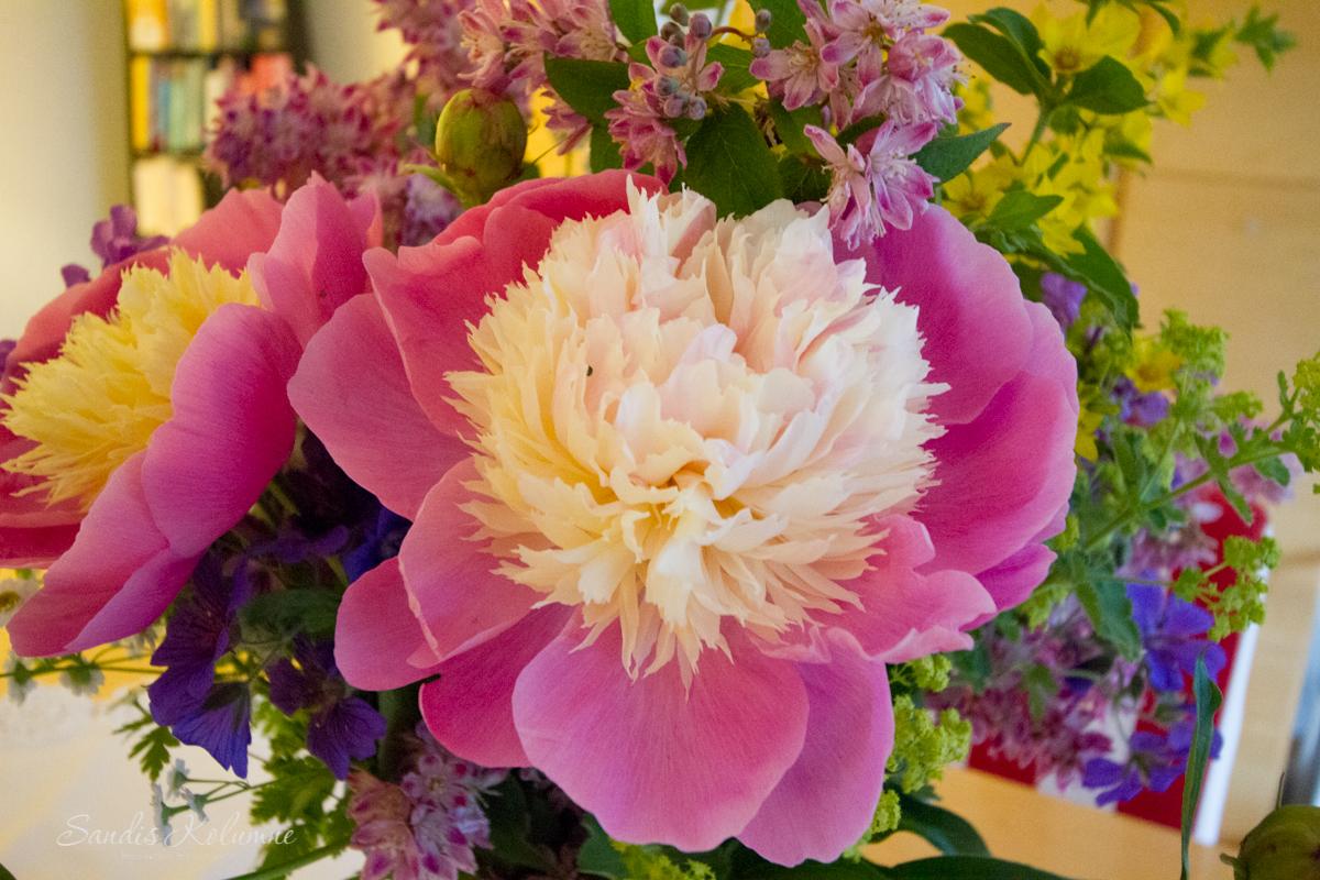Friday-Flowerday Gartenstrauß 8