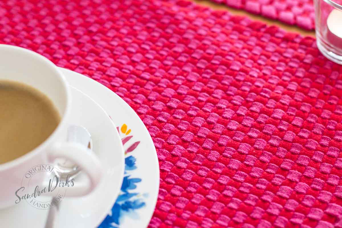FridayFlowerday und rotpink Jersey Tischsets (35 von 43)