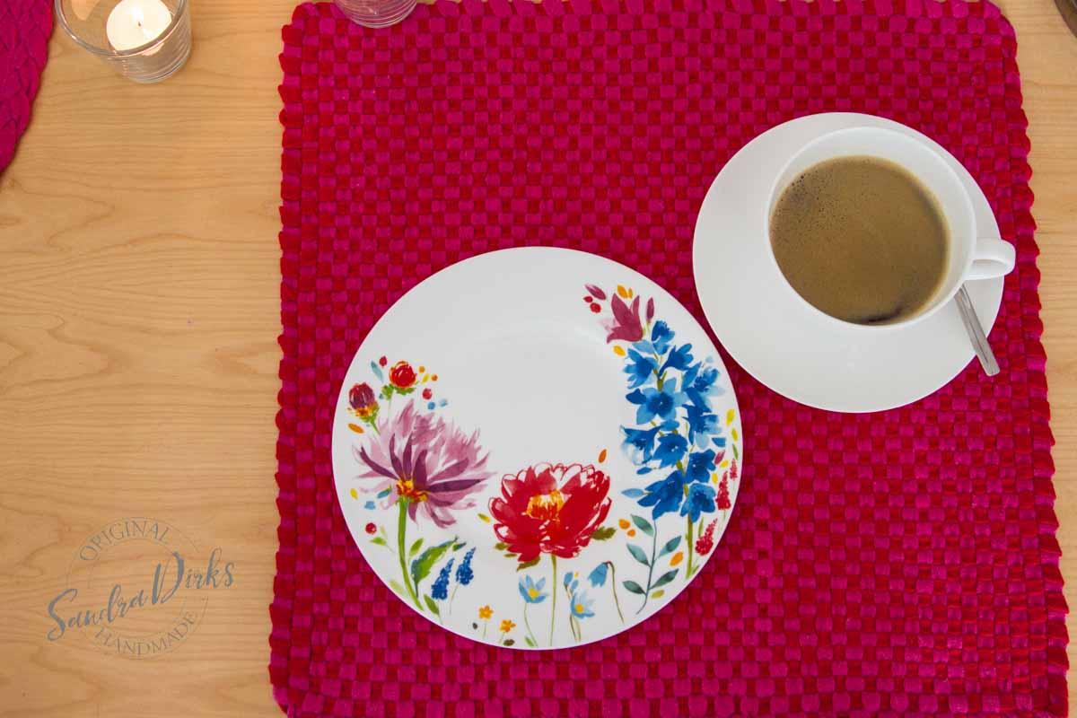 FridayFlowerday und rotpink Jersey Tischsets (37 von 43)