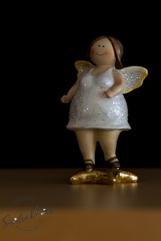 Sandra Dirks - Mein kleiner dicker Weihnachtsengel, so zauberhaft
