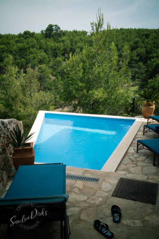 Sandra Dirks - Villa Rosa Pool