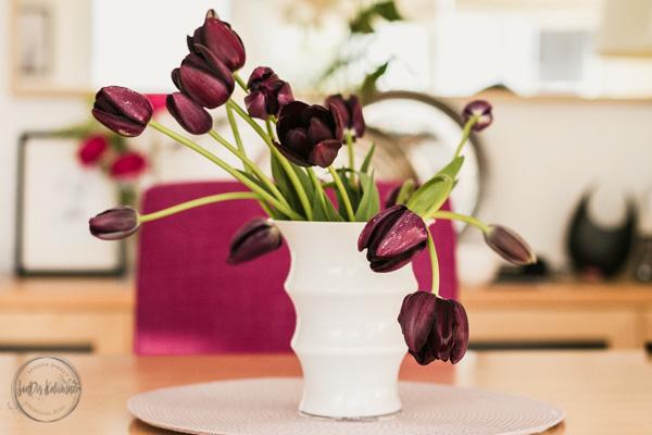Sandra Dirks - Friday Flowerday letzte Tulpenernte in 2017 in Holmegaard