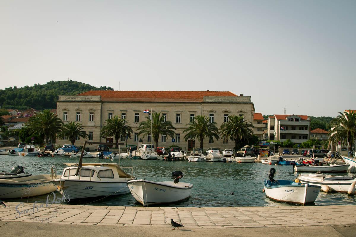 Sandra Dirks - Stari Grad Hvar am Hafen