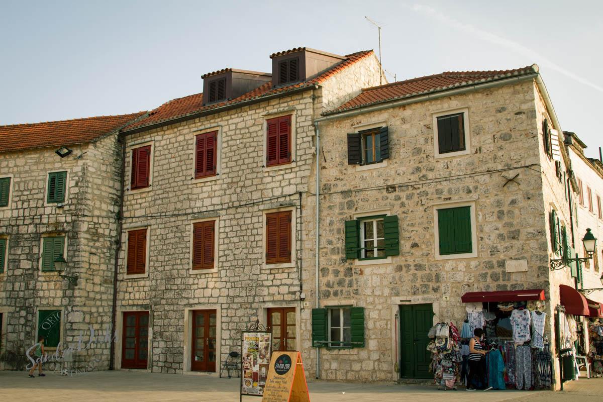 Sandra Dirks - Stari Grad Hvar Naturstein Häuser