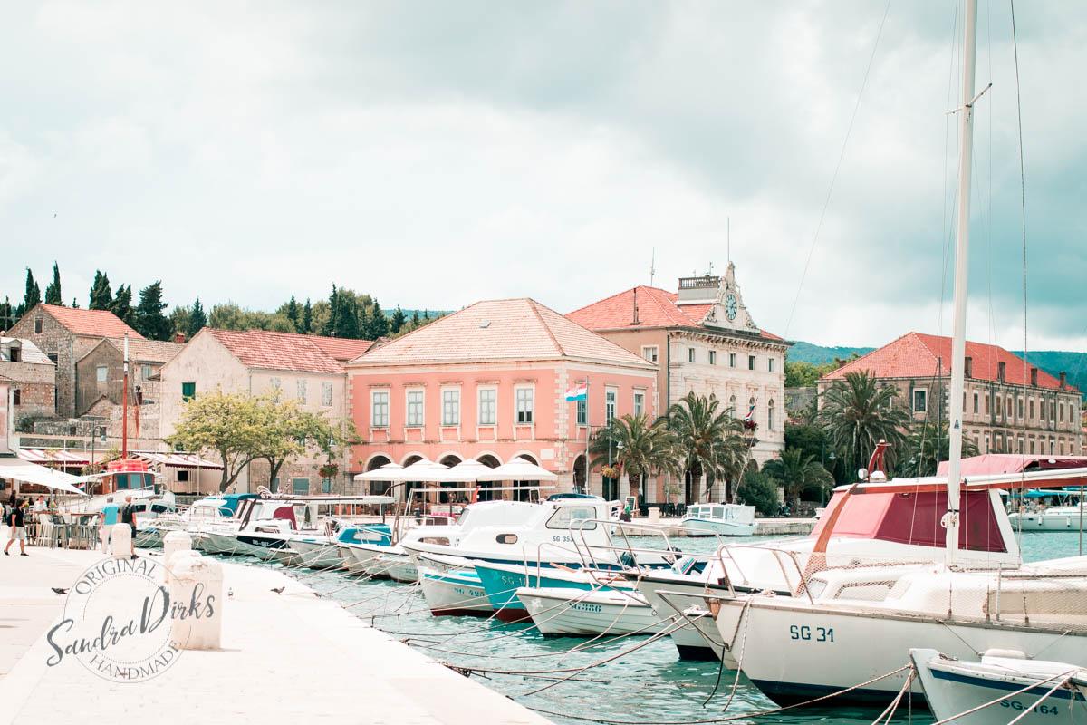 Sandra Dirks - Stari Grad Hvar am Hafen 2