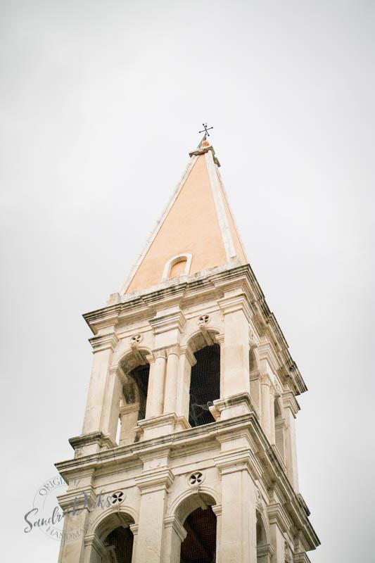 Sandra Dirks - Stari Grad Hvar Kirchturm von Stari Grad