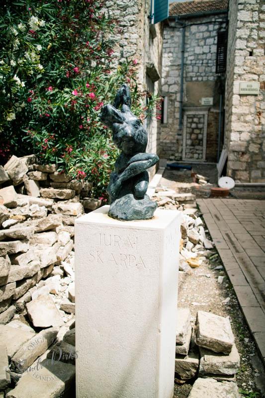 Sandra Dirks - Stari Grad Hvar Restaurierungsarbeiten 2