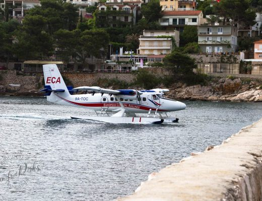 Sandra Dirks - von Jelsa nach Split mit dem Wasserflugzeug 3