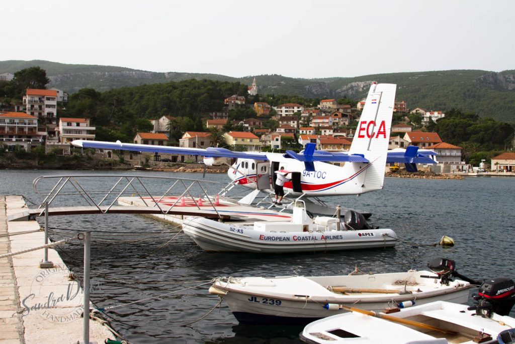 Sandra Dirks - von Jelsa nach Split mit dem Wasserflugzeug 4