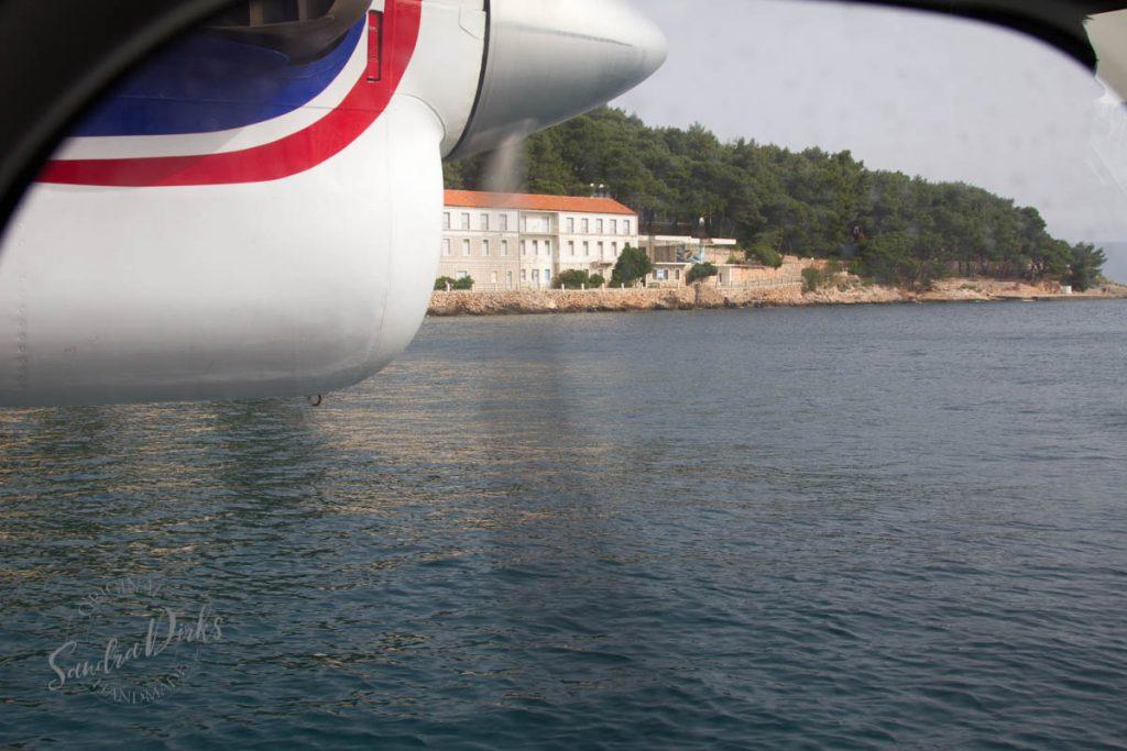 Sandra Dirks - von Jelsa nach Split mit dem Wasserflugzeug 6