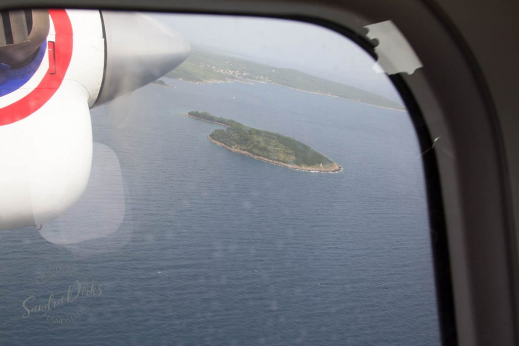 Sandra Dirks - von Jelsa nach Split mit dem Wasserflugzeug 7