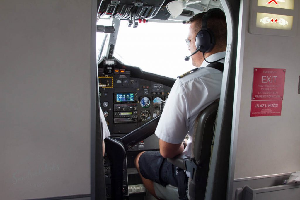 Sandra Dirks - von Jelsa nach Split mit dem Wasserflugzeug 11