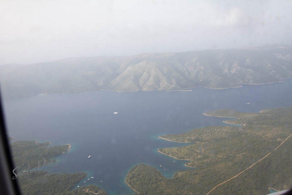 Sandra Dirks - von Jelsa nach Split mit dem Wasserflugzeug 12