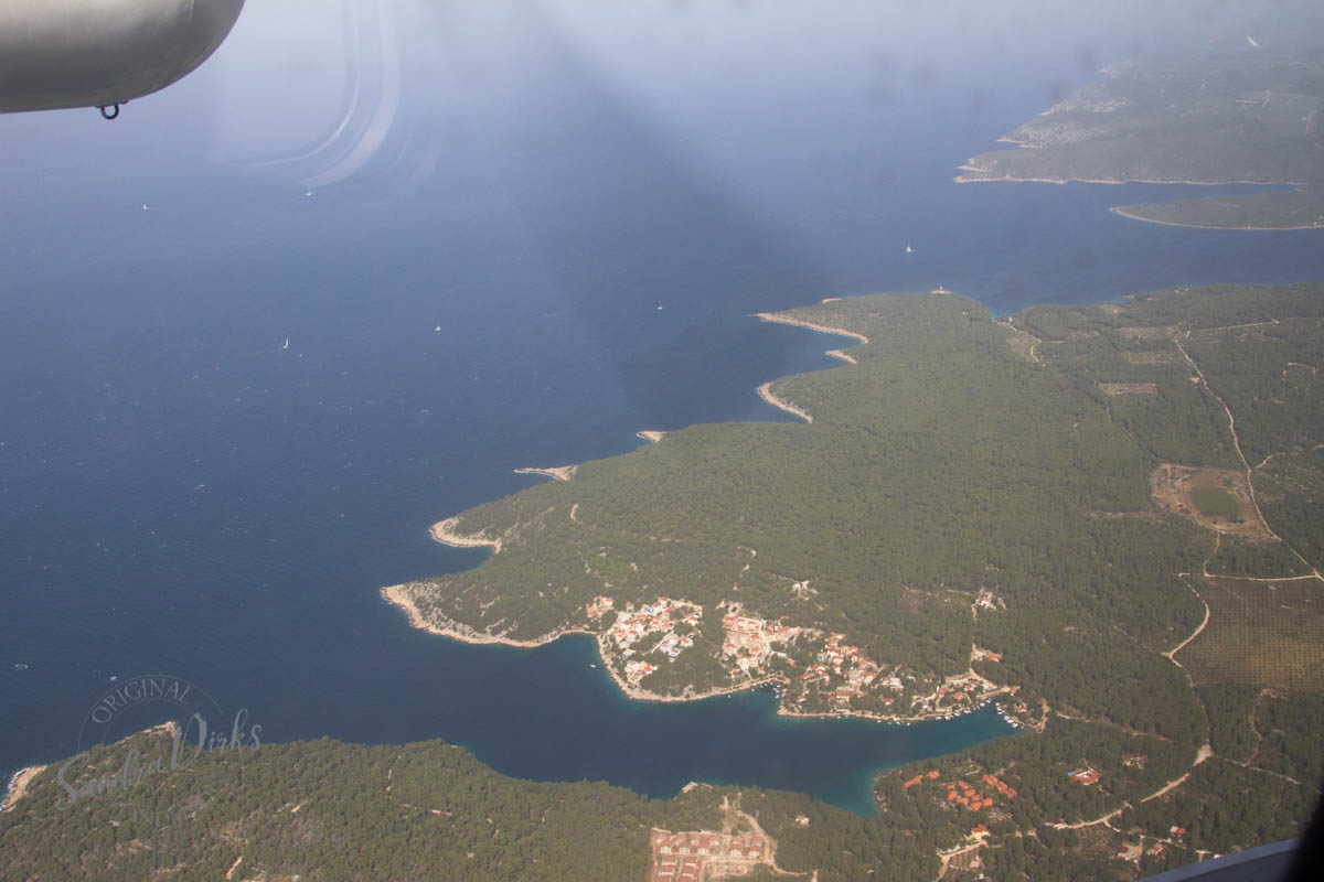 Sandra Dirks - von Jelsa nach Split mit dem Wasserflugzeug 13