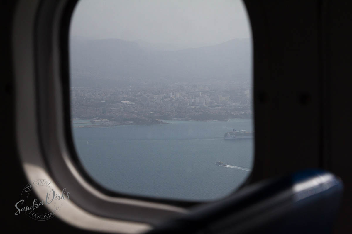 Sandra Dirks - von Jelsa nach Split mit dem Wasserflugzeug 15