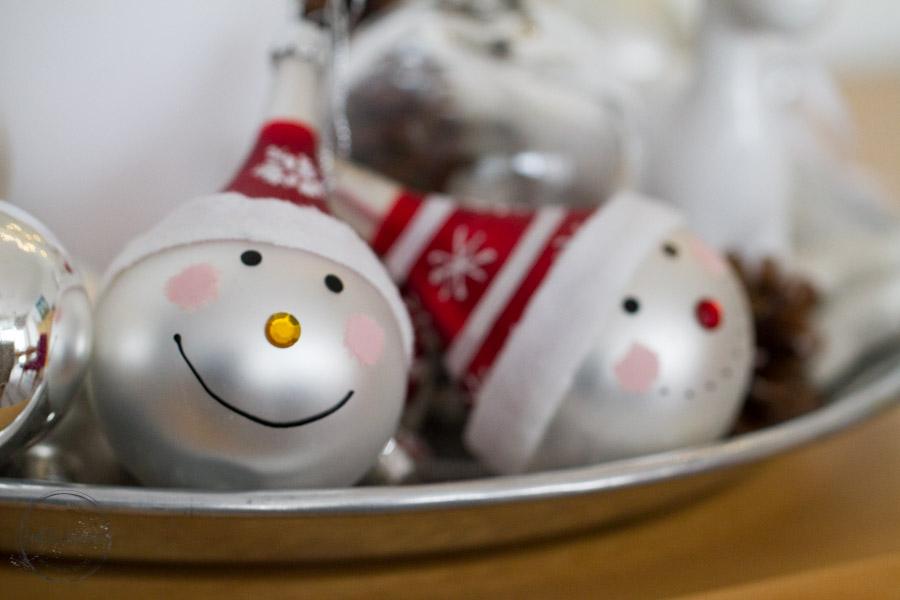 Sandra Dirks - Weihnachtlich dekorieren 2017
