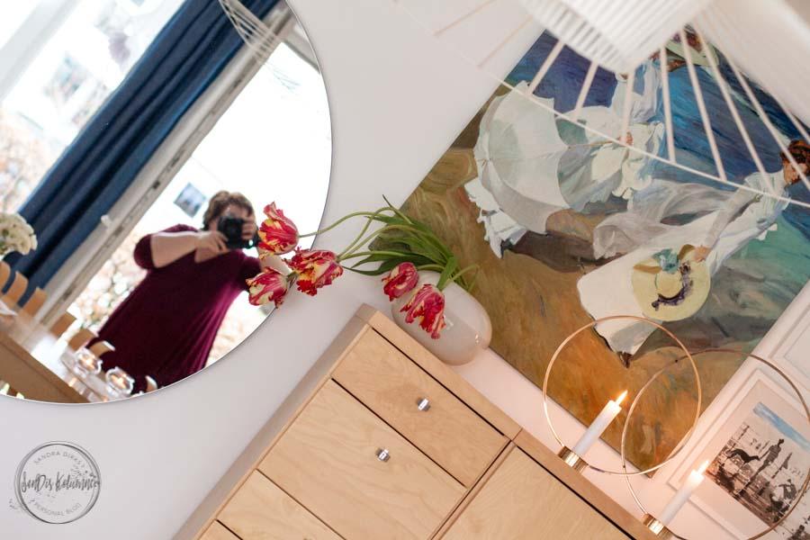Sandra Dirks - FlowerFriday mit Papageitulpe und Känguru-Blume