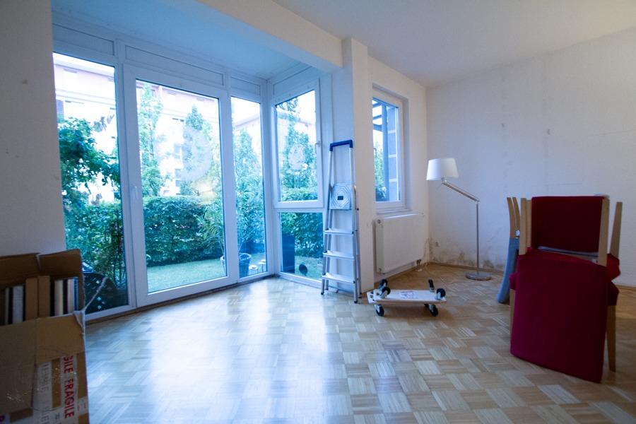 Sandra Dirks - Wohnzimmer neu mit Raumtraum Braunschweig